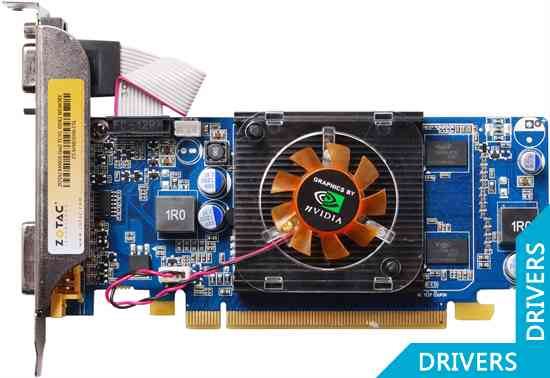 Видеокарта ZOTAC GeForce 8400 GS GEN2 TurboCache 1024MB DDR2 (ZT-84MEH4M-FSL)
