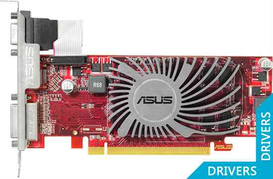 Видеокарта ASUS HD 5450 1024MB DDR3 (EAH5450 SILENT/DS/1GD3(LP))