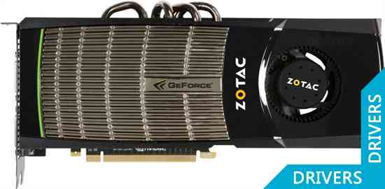 Видеокарта ZOTAC GeForce GTX 570 Synergy 1280MB GDDR5 (ZT-50205-10P)