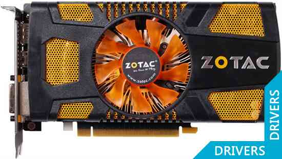 Видеокарта ZOTAC GeForce GTX 560 Multiview 1024MB GDDR5 (ZT-50706-10M)