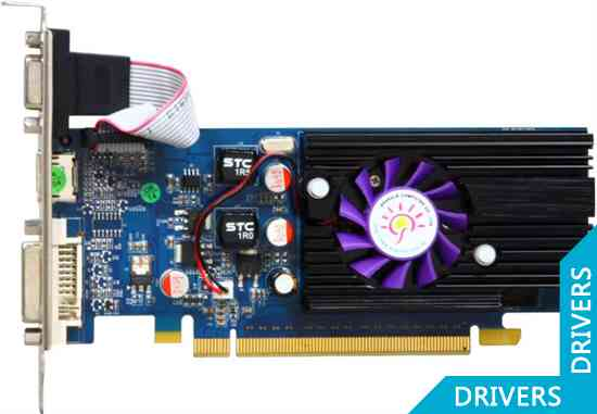 Видеокарта SPARKLE GeForce 210 512MB DDR3 (SXG210512S3L-NM)