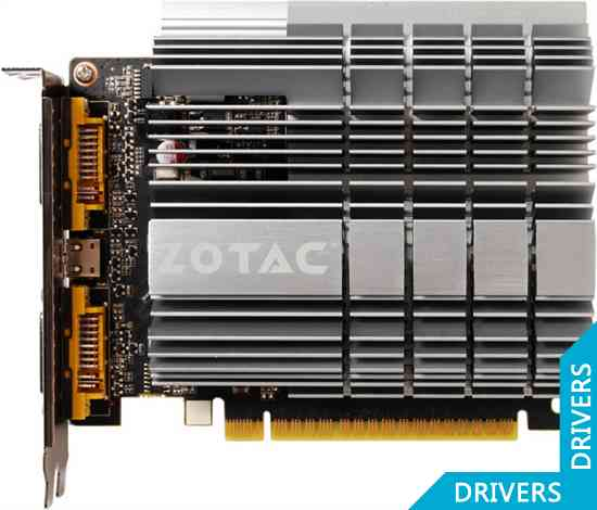 Видеокарта ZOTAC GeForce GT 430 ZONE 1024MB DDR3 (ZT-40606-20L)