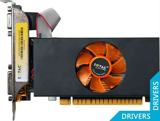 Видеокарта ZOTAC GeForce GT 430 Synergy 1024MB DDR3 (ZT-40609-10L)
