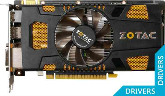 Видеокарта ZOTAC GeForce GTX 550 Ti Multiview 1024MB GDDR5 (ZT-50403-10L)
