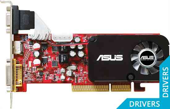 Видеокарта ASUS HD 3450 512MB DDR2 (AH3450/DI/512MD2(LP))