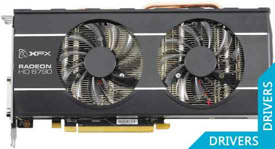 Видеокарта XFX HD 6790 1024MB GDDR5 (HD-679X-ZDFC)