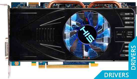 Видеокарта HIS HD 6770 Fan 1024MB GDDR5 Dirt 3 Edition (H677F1GDG)