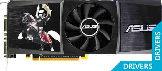 Видеокарта ASUS GeForce GTX 295 1792MB DDR3 (ENGTX295 TOP/2DI/1792MD3)