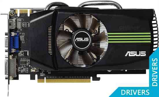 Видеокарта ASUS GeForce GTS 450 1024MB GDDR5 (ENGTS450 DirectCU TOP/DI/1GD5)