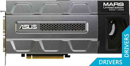 Видеокарта ASUS GeForce GTX 285 MARS 4GB DDR3 (MARS/2DI/4GD3)