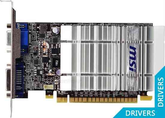 Видеокарта MSI GeForce 210 512MB DDR2 (N210-D512D2H)