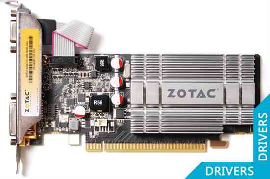 Видеокарта ZOTAC GeForce 8400 GS 512MB DDR2 (ZT-84GEH2M-HSL)