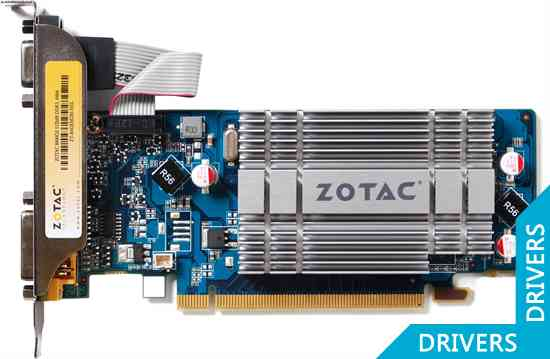 Видеокарта ZOTAC GeForce 8400 GS 1024MB DDR3 (ZT-84GEM2M-HSL)