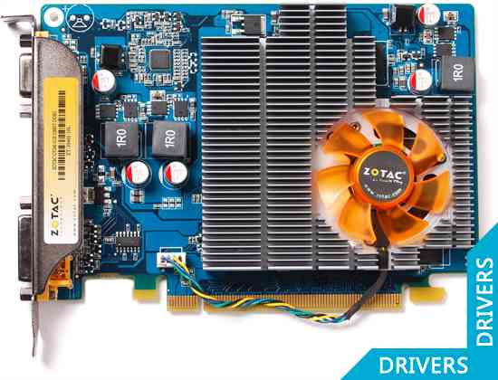 Видеокарта ZOTAC GeForce GT 240 1024MB DDR3 (ZT-20402-10L)