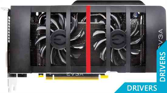 Видеокарта EVGA GeForce GTX 570 DS HD 1280MB GDDR5 (012-P3-1577-AR)