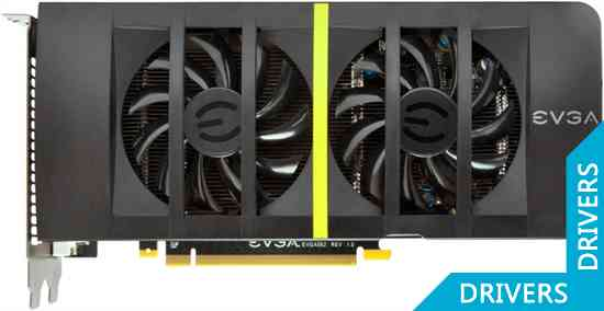 Видеокарта EVGA GeForce GTX 560 Ti DS Superclocked 1024MB GDDR5 (01G-P3-1567-AR)