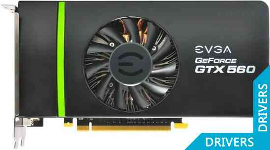 Видеокарта EVGA GeForce GTX 560 Superclocked 2048MB GDDR5 (02G-P3-1469-KR)
