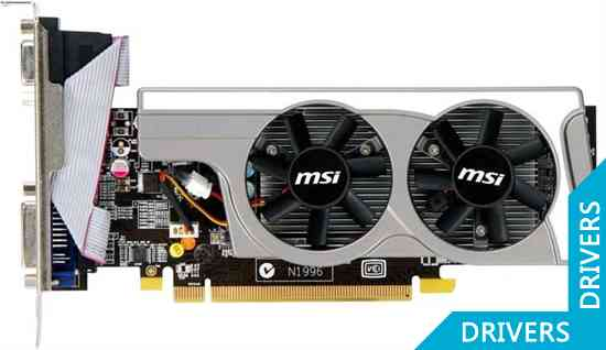 Видеокарта MSI HD 5670 512MB GDDR5 (R5670-PD512)