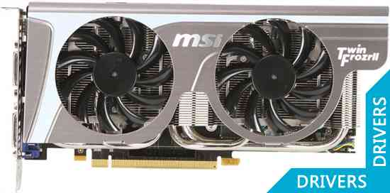 Видеокарта MSI GeForce GTX 560 Ti 1024MB GDDR5 (N560GTX-Ti Twin Frozr II/SOC)