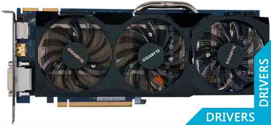 Видеокарта Gigabyte HD 6970 2GB GDDR5 (GV-R697OC-2GD)