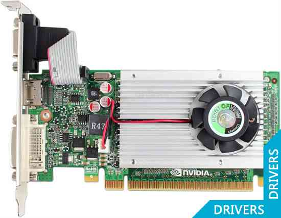 Видеокарта Point of View GT 520 1024MB DDR3 (VGA-520-A2-1024)