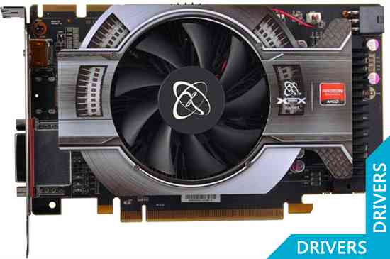 Видеокарта XFX HD 6770 1024MB GDDR5 (HD-677X-ZHLC)