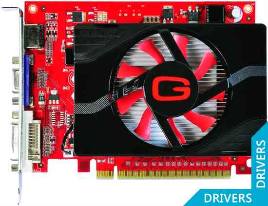 Видеокарта Gainward GeForce GT 440 1024MB DDR3 (426018336-2104)