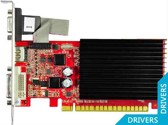 Видеокарта Gainward GeForce 210 1024MB DDR3 (426018336-1923)