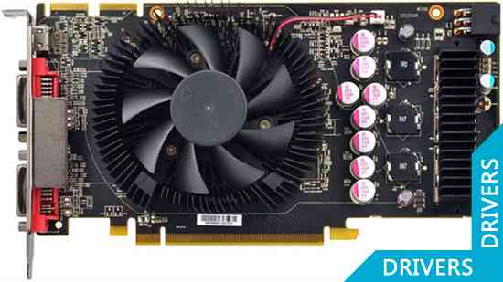 Видеокарта XFX HD 5770 1024MB GDDR5 (HD-577X-ZHLC)