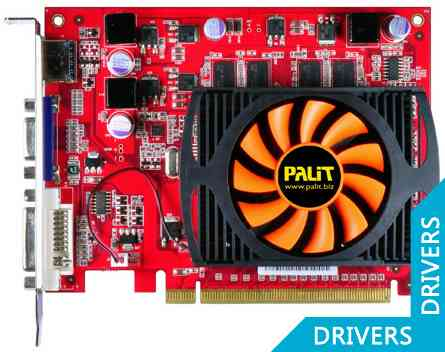 Видеокарта Palit GeForce GT 220 Green 1024MB DDR3 (NEAT220NHD01-2165F)