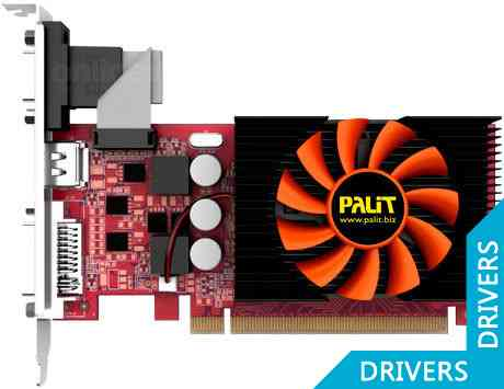 Видеокарта Palit GeForce GT 430 2048MB DDR3 (NEAT4300FHD41-N1081)