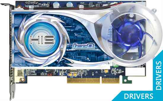 Видеокарта HIS HD 4670 IceQ Native 1024MB GDDR3 AGP (H467QS1GHA)