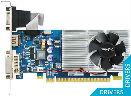 Видеокарта PNY GeForce GT 430 1024MB DDR3 (GMGT43WN2F1FH-SB)