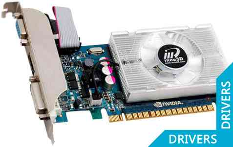 Видеокарта Inno3D GeForce GT 430 1GB DDR3 (N430-1DDV-D3BX)