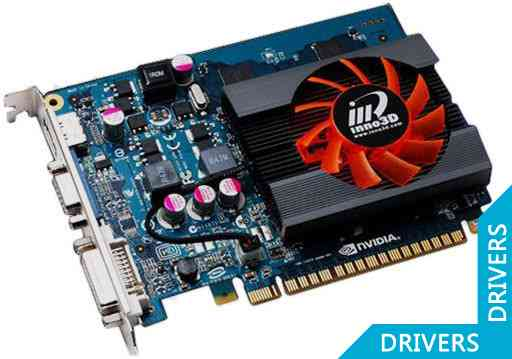 Видеокарта Inno3D GeForce GT 440 1GB GDDR5 (N440-1DDV-D5CX)