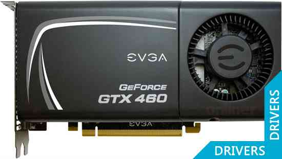 Видеокарта EVGA GeForce GTX 460 SuperClocked 1GB GDDR5 EE (01G-P3-1373-TR)
