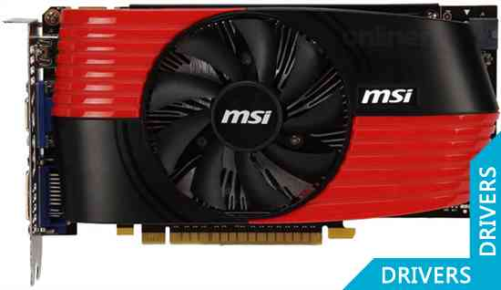 Видеокарта MSI GeForce GTS 450 512MB GDDR5 (N450GTS-MD512D5/OC)