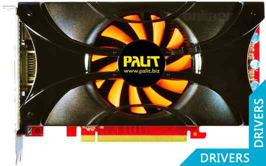 Видеокарта Palit GeForce GTX 460 Smart Edition (1024MB GDDR5)