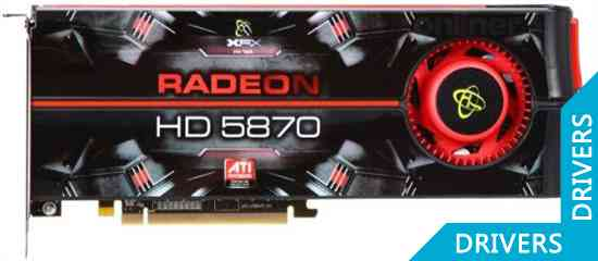 Видеокарта XFX Radeon HD 5870 2048 MB DDR5 Eyefinity6 Edition (HD-587A-CNF9)