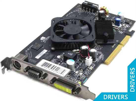 Видеокарта XFX GeForce 7600GS 512MB (PV-T73K-YAL3)
