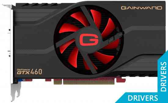 Видеокарта Gainward GeForce GTX 460 768MB GDDR5 (426018336-1145)