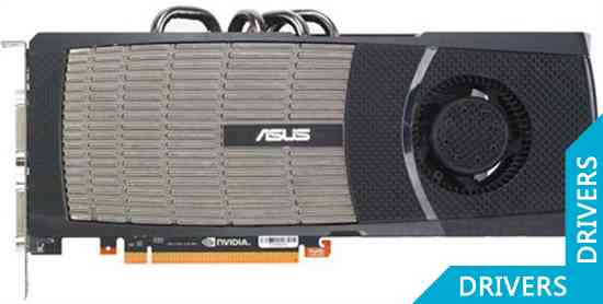 Видеокарта ASUS GeForce GTX480 (ENGTX480/2DI/1536MD5)