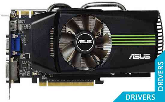 Видеокарта ASUS GeForce GTS 450 (ENGTS 450 DirectCU TOP/DI/1GD5)