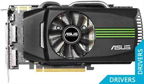Видеокарта ASUS GeForce GTX 460 (ENGTX460 DirectCU TOP/2DI/768MD5)