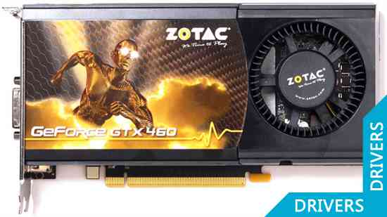 Видеокарта ZOTAC GeForce GTX 460 Synergy Edition (ZT-40402-10P)