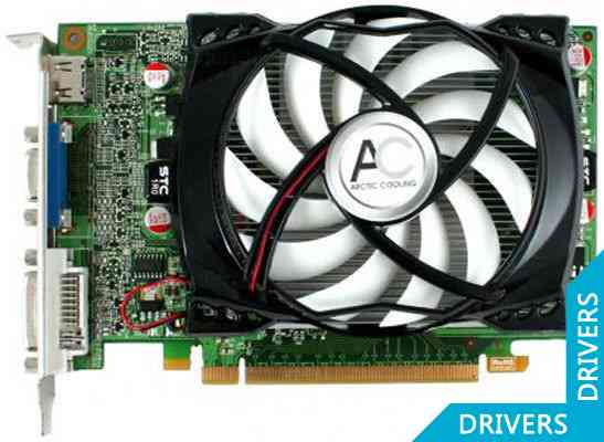 Видеокарта Point of View GeForce GT240 512MB DDR3 (R-VGA150931-GD3)