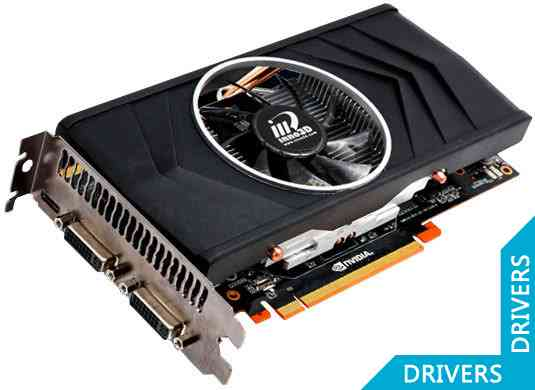 Видеокарта Inno3D GeForce GTX 460 768Mb DDR5