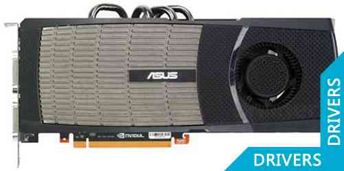 Видеокарта ASUS GeForce GTX 480