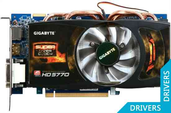 Видеокарта Gigabyte GV-R577SO-1GD