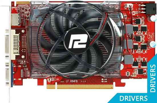 Видеокарта PowerColor HD5770 512M GDDR5 (AX5770 512MD5-H)